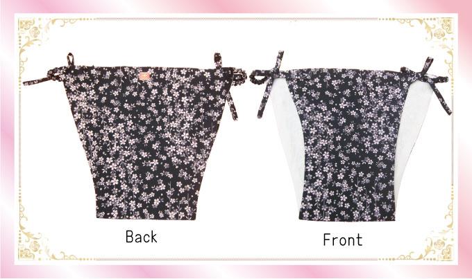 黒桜フリーサイズ