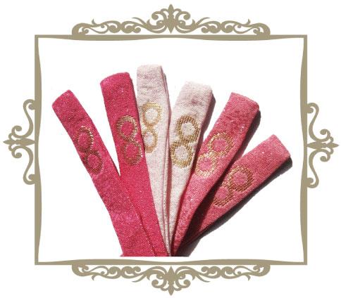 天女の絹ショーツ咲楽姫プレミア無限大マーク