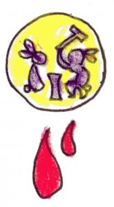 4月と経血