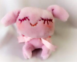 ふんどしパンツ ふんどし女子 の子宮ちゃん人形1