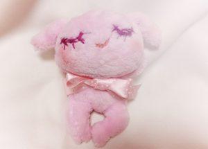 ふんどしパンツの子宮人形