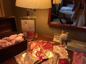 ふんどしパンツと子宮ちゃん人形