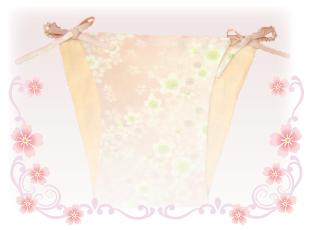 絹ショーツ