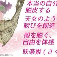 天女の絹ショーツ咲楽姫